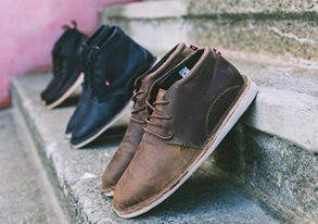 Shop Essentials: Best Chukkas & Boots