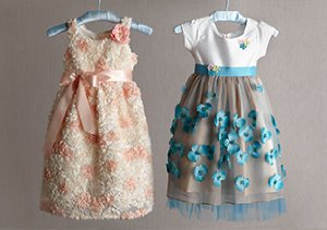 Fancy Frills: C'est Chouette Dresses