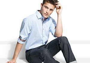 All Buttoned Up: Casual & Dress Shirts