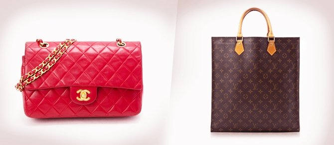 Louis Vuitton Bulgari & More
