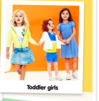 RUUM: Toddler girls