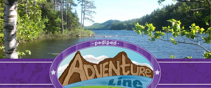 pediped Adventure Line