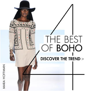 THE BEST OF BOHO