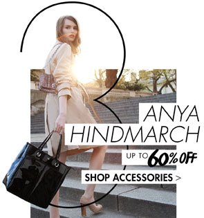 ANYA HINDMARCH UP TO 60% OFF