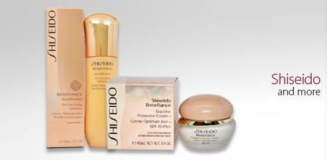 Shiseido & More