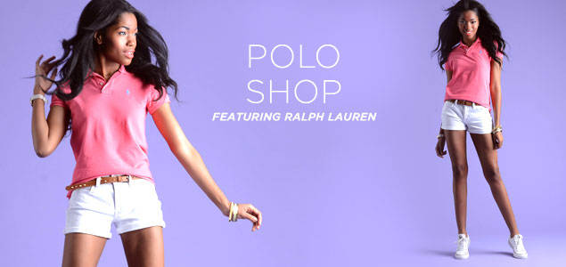Women's Polo Shop Featuring Ralph Lauren