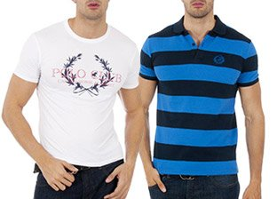 Polo Club Apparel for Him