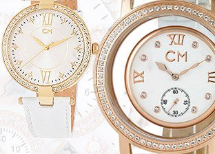 Carlo Monti Watches for Her, Made in Germany