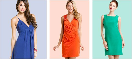 Bold & Bright: Women's Style by Color
