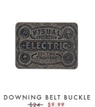 Downing Belt Buckle