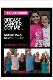 BREAST CANCER GOT ME... - VIEW FULL STORY