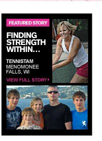 FINDING STRENGTH WITHIN... - VIEW FULL STORY