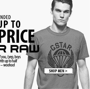 G-Star Raw - Men