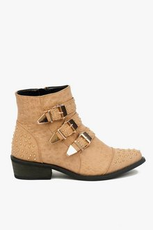ARLY STUDDED BOOTIE 57