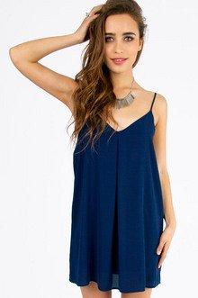 FEELING CAMI SHIFT DRESS 25
