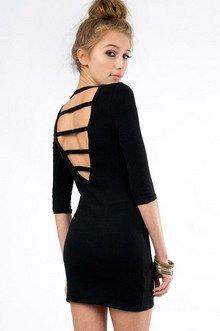 SUNNY STRAPPY BACK DRESS 25