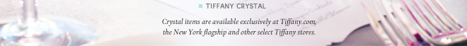 TIFFANY CRYSTAL