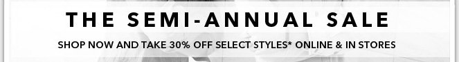 It's Here! Shop AG's Semi-Annual Sale & Save Up To 30%