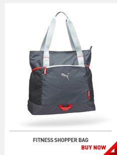 FITNESS SHOPPER BAG
