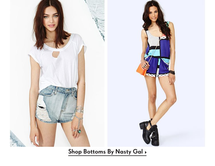 Shop Bottoms By Nasty Gal