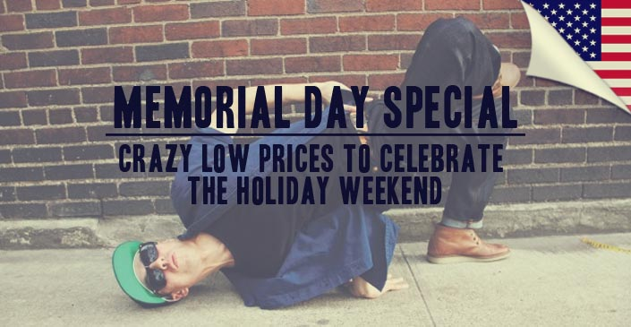 Memorial Day Bargain Bin