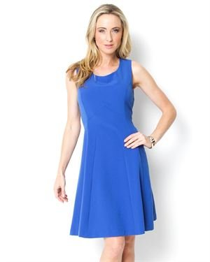 Voir Voir Sleeveless A-Line Dress