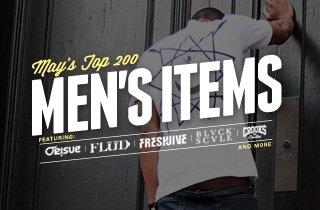 This Week: Top 200 Men's Items