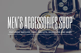 Men's Accessories Shop