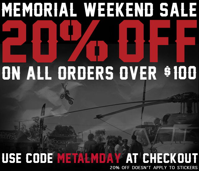 20% OFF orders over $100 this weekend ONLY!