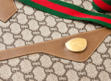 Handbags by Gucci