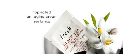 top-rated antiaging cream. see full size