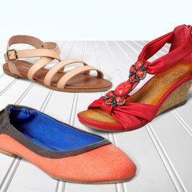 Endless Summer: Women's Shoes