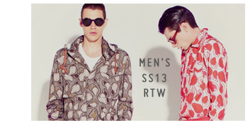 Marc Jacobs | Men's SS13 Ready-to-Wear