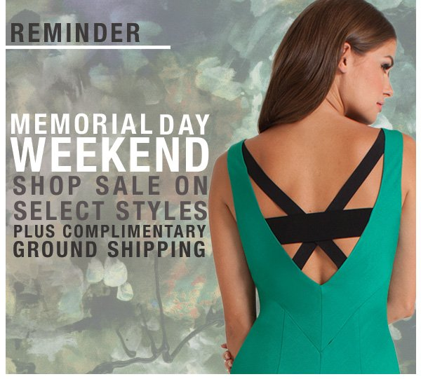 Shop Sale on Select Styles - Limited Time Only