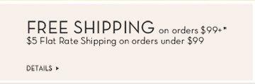 $5 Shipping **