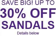 3 Site, 3 Sales - One Big Splash of Savings