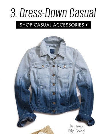 Shop Dress-Down Casual