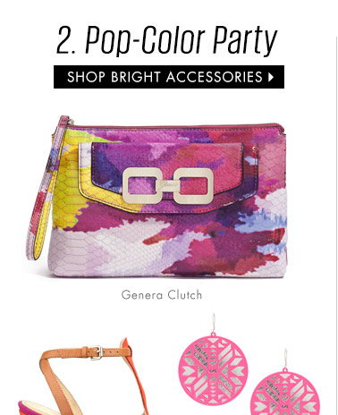 Shop Pop-Color Party