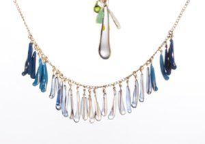Handmade Jewelry: Verre by Jess Panza & Eva Hanusova