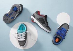 On the Move: Shoes for Active Girls & Boys