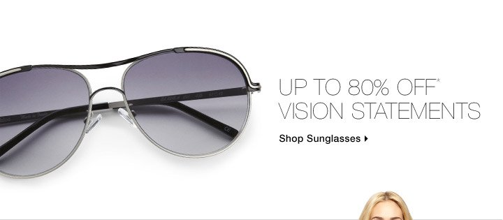 Up To 80% Off* Vision Statements