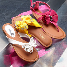 Summer Girls' Sandals: From $6.99