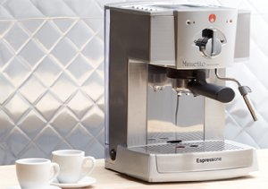 Perk Up: Espresso & Coffee Makers