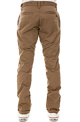 The Weekender Pants in Dark Khaki