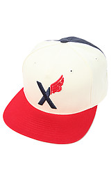 The X-Wing Starter Snapback in White