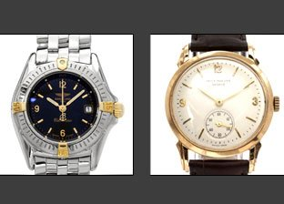 No Reasonable Offers Refused: Cartier, Breitling, Patek Philippe & More
