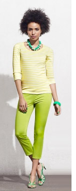 WOMEN'S CROPPED LEGGINGS