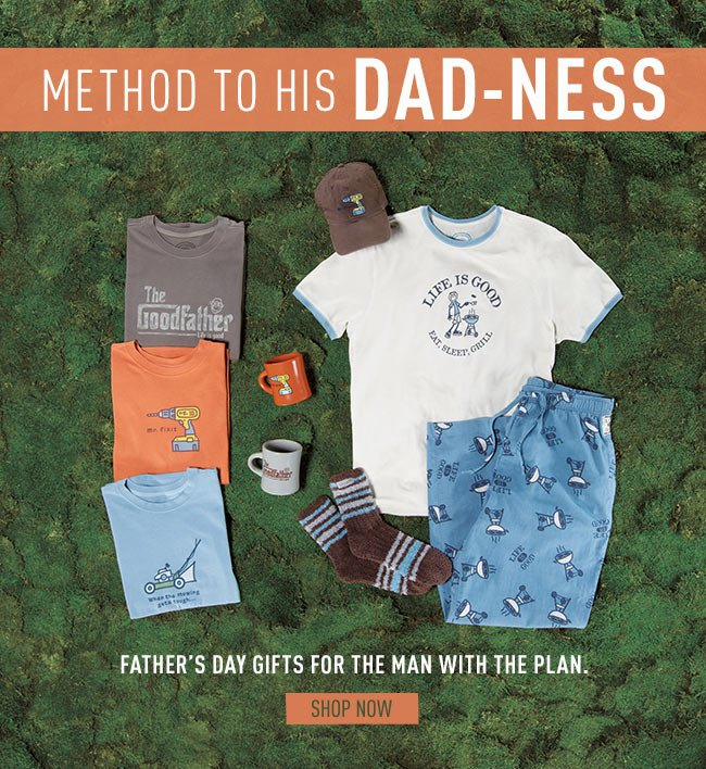 Father's Day Gifts For The Man With The Plan
