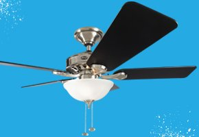 In-Stock Hunter Ceiling Fans