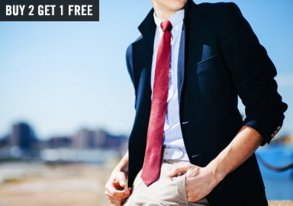 Shop Dress Up: Buy 2 Get 1 Free Ties